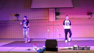 It Takes Two - Rob Base /// Urban Groove Inter. Old School Workshop