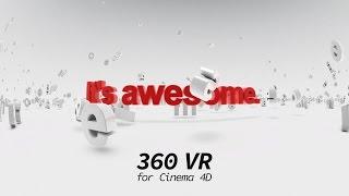 360 VR Pro - Logo Intro Template 4K