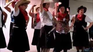 Videos  Grupo Country Rosita Pla Carolinas