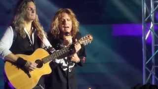 Whitesnake- Soldier of fortune Live in Zagreb, 21  11  2015