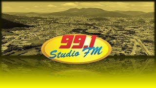 Prefixo - Studio FM - 99,1 MHz - Jaraguá do Sul/SC