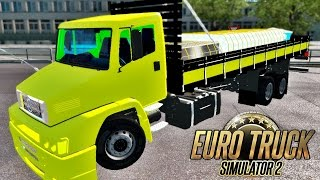 Mercedes Benz 1620 - Euro Truck Simulator 2 l DOWNLOAD l