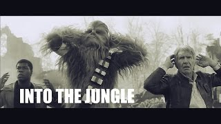 [Star Wars] Into the jungle