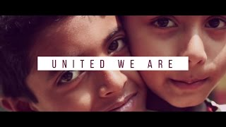 "Hardwell ""United We Are"" Foundation announcement #HardwellFoundation"