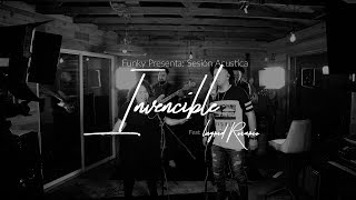 Invencible - Funky featuring Ingrid Rosario (Acoustic Series)