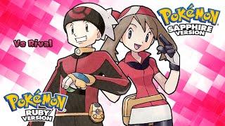 Pokemon Ruby/Sapphire/Emerald - Battle! Rival Music (HQ)