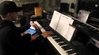 D12 Eminem My Band Piano Cover