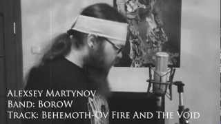 Behemoth - Ov Fire And The Void (cover by Alexsey M.)