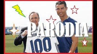 Nacho - Bailame | (parodia/parody) Cristiano Es El Rey