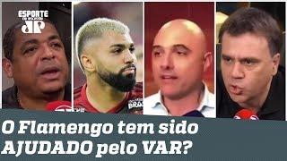 Afinal: há um ESQUEMA pró-Flamengo prejudicando o Palmeiras? Veja DEBATE!