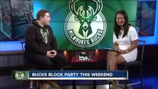 Bucks President Peter Feigin joins Live at Daybreak