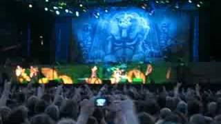 Iron Maiden (live@Assen) - Wasted Years 16-08-2008