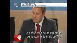 Governo luxemburguês diz que emigrar para o país não garante emprego