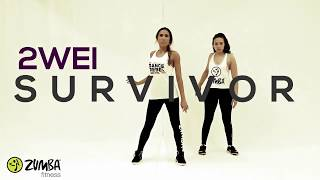 Survivor | 2WEI | COOL DOWN WITH NIKKI CORDERO ZUMBA