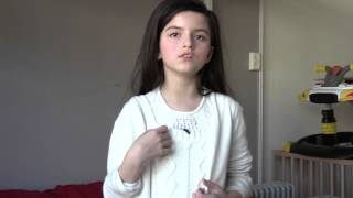 Angelina Jordan - What A Wonderful World - Full song
