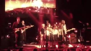 Black Jacket Symphony Pink Floyd featuring kids from Randolph