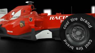 Formula One - Present Your Brand - After Effects Project Files | VideoHive 6702372