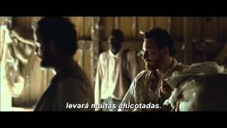 12 Anos de Escravidão - Trailer Oficial Legendado