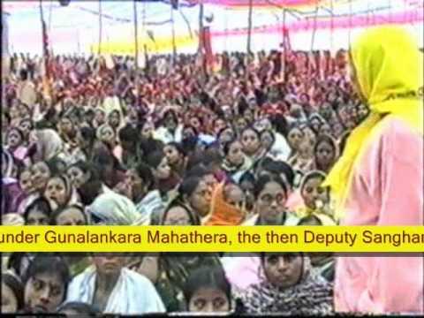 Sangharaj Jyotipal Mahathero Funeral -1/4