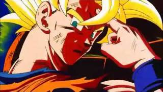 Guile's Theme Goes With Everything (Goku's Sacrifice)