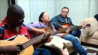HINOS AVULSO CCB - VOLTA ALEGRIA - MENINOS DE ITAPETININGA E NANDA SAKEMI