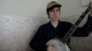 Oh Susanna On My New Microphone!!!!! (Banjo Cover)