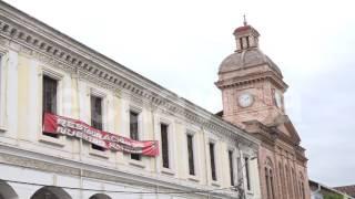 Teodoristas piden declarar como patrimonio al Torreón y antiguo edificio del colegio