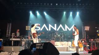 SANAM Live in Concert Trinidad- Budget