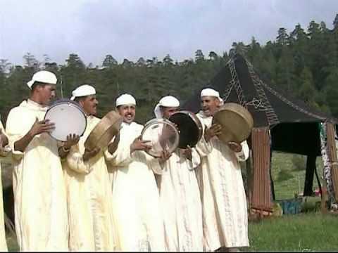 Amazigh (Berber) Party Azrou