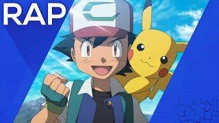 Rap de Ash y Pikachu EN ESPAÑOL (Pokemon: Yo te elijo) - Shisui :D - Rap tributo n° 66