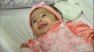 Pesquisa americana afirma que 87% dos bebês não dormem em segurança