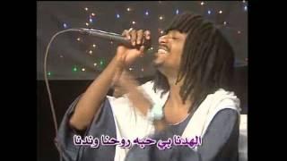 محمد حسن الماحي : مدحة البرنا