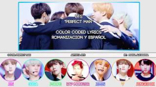 "BTS (방탄소년단) ""Perfect Man"" [COLOR CODED] [ROM