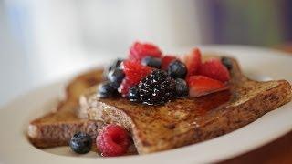Healthy French Toast Recipe | Kin Community