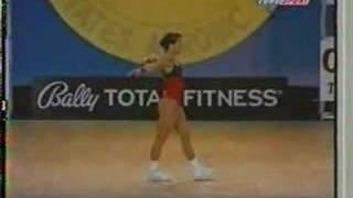 National Aerobics Championship USA 1999 Tobey Gifford