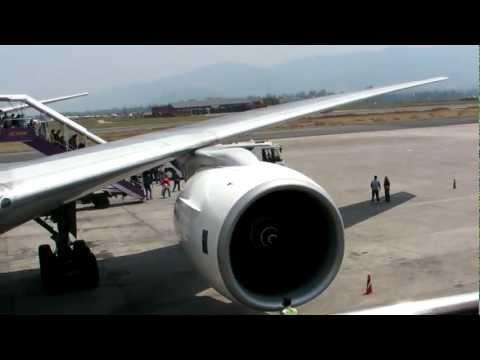 SANY0647 2011/04/06 Tribhuvan International Airport, Kathmandu, Nepal