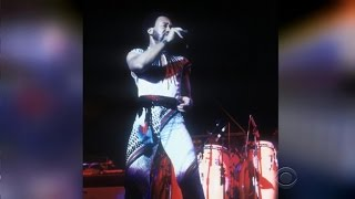 Maurice White of Earth, Wind & Fire dies
