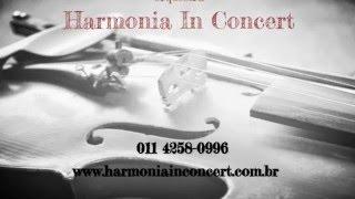 Tema a bela e a fera por orquestra Harmonia In Concert - Música para Casamento!
