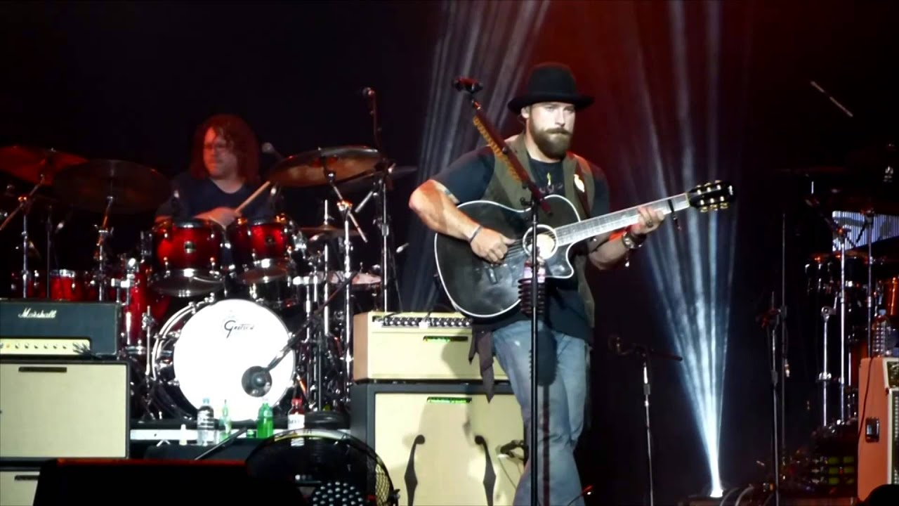 Zac Brown Band Group Sales Ticketnetwork September