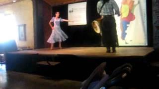 Gaucho (cowboy) party - Argentinian music