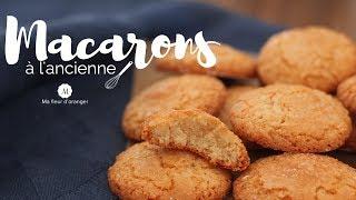 Macarons de Nancy , très faciles et délicieux !