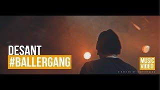 DESANT - BALLERGANG /MV/