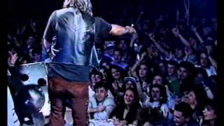I Nomadi - IO VAGABONDO live Casalromano 1989