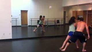 Se ela dança eu danço 4 ensaio