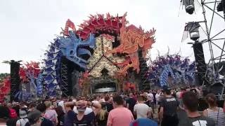 Sound Rush  - TBA (Defqon 1 Edit)
