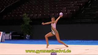 Athen 2015 Senior 01 Varvara Filiou GRE