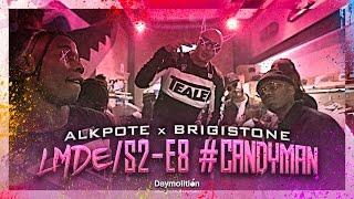 Alkpote - CandyMan (ft. Brigistone)