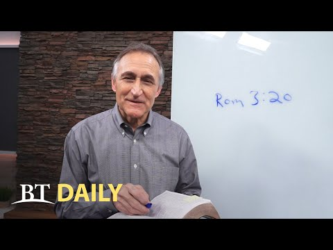 BT Daily: Is God's Law Done Away?