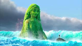 Restoring the Heart of Te Fiti - Moana Movie Scene