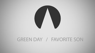 [Green Day - Favorite Son] Cover
